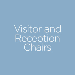 Visitor and reception chairs